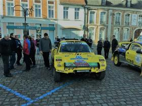 27,28,29 octobre : Rallye R7VA