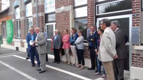 """23 juin : Inauguration """"Pôle Santé"""""""
