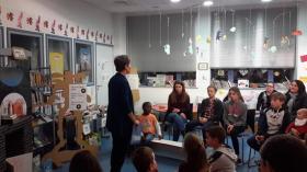19 février : Nuit de la lecture à la Médiathèque