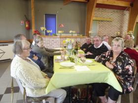 30 mars : ARLA repas